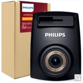 飞利浦(PHILIPS)行车记录仪 ADR800s 动态夜视全新演绎 广角升级 F/2.0大光圈画质更优