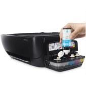惠普(HP)5820大容量彩色喷墨无线打印机一体机(连供 加墨式 照片打印机)