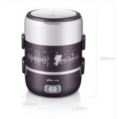 小熊(Bear)电热饭盒 加热饭盒 双层真空 DFH-S2123