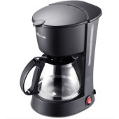 小熊(bear)KFJ-403 美式咖啡机家用 滴漏式小型迷你煮咖啡壶 600ml