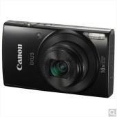 佳能(Canon)IXUS 190 数码相机 (2000万像素 10倍光学变焦 24mm超广角 支持Wi-Fi和NFC)黑色