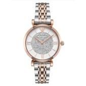 ARMANI/阿瑪尼手表 女表精鋼時尚石英手表 AR1926