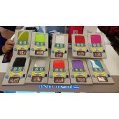 果绿色-WY-C007iPhone6Plus-6sPlus硅胶手机套