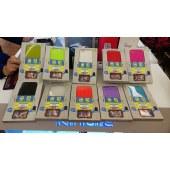 荧光橙-WY-C007iPhone6Plus-6sPlus硅胶手机套